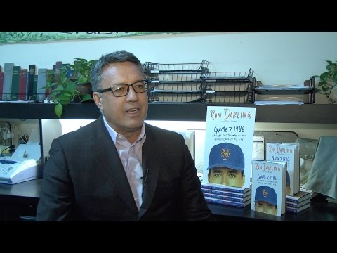 "Book Report: Ron Darling's ""Game 7, 1986"""
